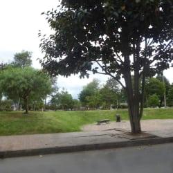 Parque Urbanización Los Ángeles en Bogotá