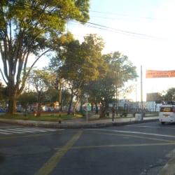 Parque Las Ferias en Bogotá