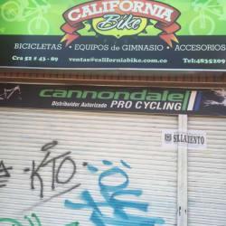 California Bike en Bogotá