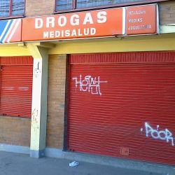 Drogas Medisalud Carrera 116 en Bogotá