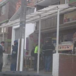 Cafeteria Calle 35 en Bogotá