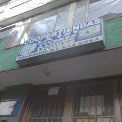 Coopertiendas La 121 en Bogotá