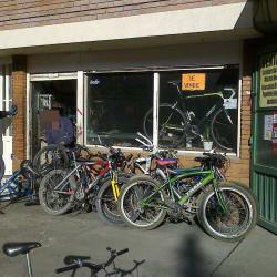 Bicicleteria En La 120 en Bogotá