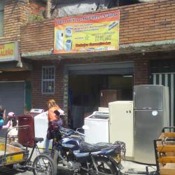 compra venta de lavadoras y neveras en Bogotá