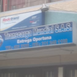 Transcarga Mundial S.A.S en Bogotá
