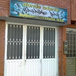 Donde Adenis Bar Karaoke en Bogotá