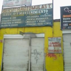 Servitractomulas T. en Bogotá