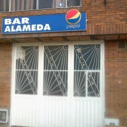 Bar alameda en Bogotá