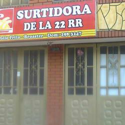 Surtidora de la 22 RR en Bogotá