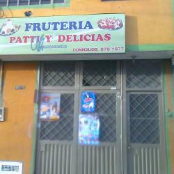 Fruteria Patty Y Delicias en Bogotá