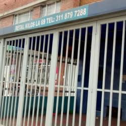 Retal Kilos de la 69 en Bogotá
