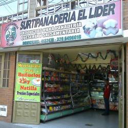 Surtipanaderia El Lider en Bogotá