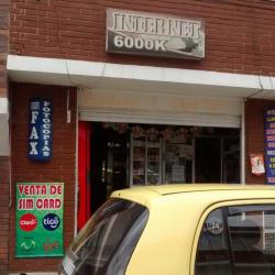 Internet 6000K en Bogotá
