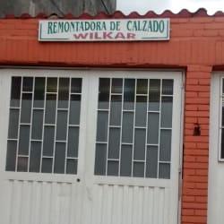 Remontadora de Calzado Wilkar en Bogotá