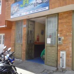 JR Motos en Bogotá