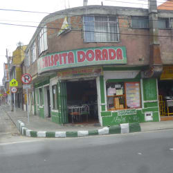 La Chispita Dorada en Bogotá