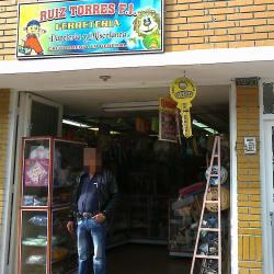 Ruiz Torres FJ en Bogotá