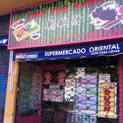 Minimarket Xin Yue Hang  en Santiago