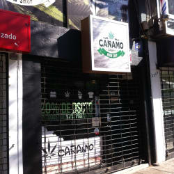 Cañamo Grow Shop en Santiago