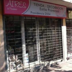 Aires de Providencia en Santiago