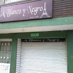 A Blanco Y Negro en Bogotá