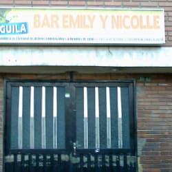 Bar Emily Y Nicolle en Bogotá