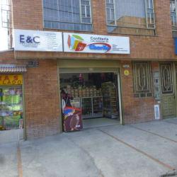 E&C Proveedor Industrial en Bogotá