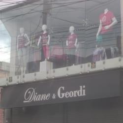 Diane Y Geordi en Bogotá