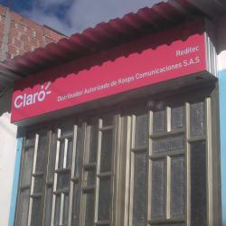 Distribuidor Claro Reditec en Bogotá