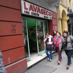 Lavaseco Wellington en Santiago