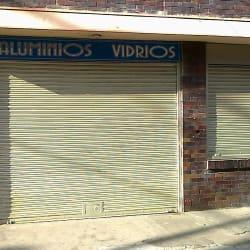 Aluminios Y Vidrios en Bogotá