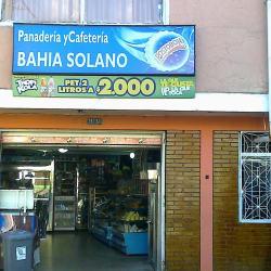 Panadería y Cafetería Bahía Solano en Bogotá