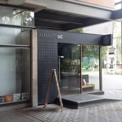 Almacén UC - Campus San Joaquín en Santiago
