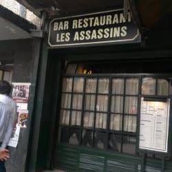 Restaurante Les Assassins en Santiago