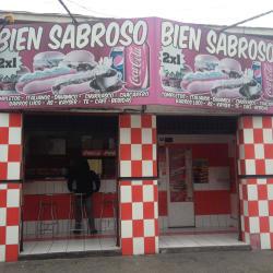 Bien Sabroso en Santiago
