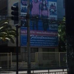 Hellens College en Santiago