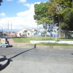 Parque Santo Cristo en Bogotá