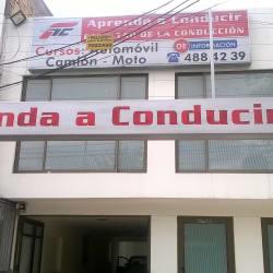 Aprenda A Conducir en Bogotá