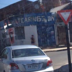Carnicería Multicarnes en Santiago