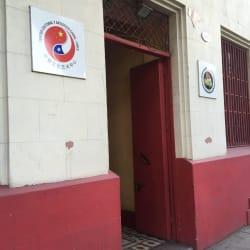 Centro Cultural y Artístico China Chile en Santiago