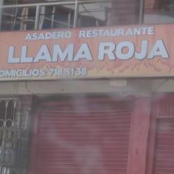 Asadero La Llama Roja en Bogotá