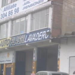 Autoflash.Lavadero en Bogotá