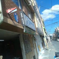 Cafeteria Lucho en Bogotá