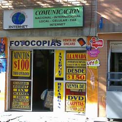 Ch@te@ndo.com.co en Bogotá
