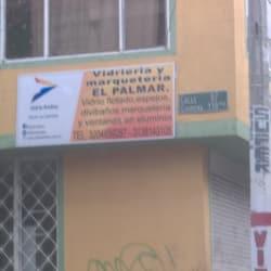 Vidrieria Y Marqueteria El Palmar en Bogotá