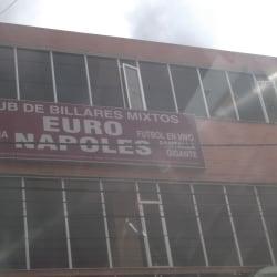 Club De Billares Mixtos Euro Napoles en Bogotá