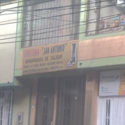 Zapateria San Antonio en Bogotá