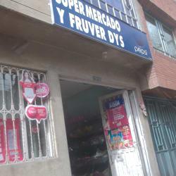 Supermercado Y Fruver DyS en Bogotá