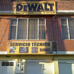 Dewalt Servicio Técnico en Bogotá