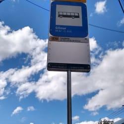 Paradero SITP Barrio Gilmar - 315A02 en Bogotá